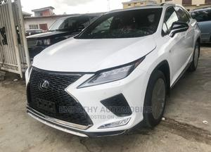 Lexus RX 2020 350L 4WD White   Cars for sale in Lagos State, Ikeja