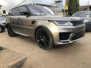 Land Rover Range Rover Sport 2018 Supercharged Gray | Cars for sale in Lagos State, Ikeja