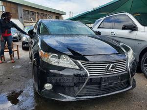Lexus ES 2015 350 FWD Black   Cars for sale in Lagos State, Ikeja