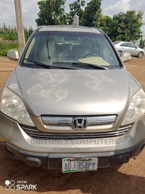 Honda CR-V 2010 Gold | Cars for sale in Abuja (FCT) State, Durumi
