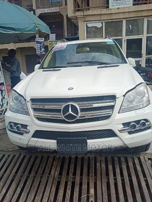 Mercedes-Benz GL-Class 2011 GL 450 White   Cars for sale in Lagos State, Isolo