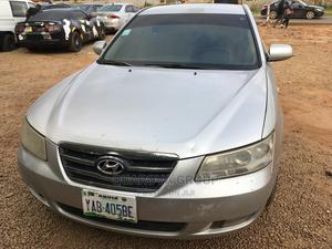 Hyundai Sonata 2007 Silver   Cars for sale in Abuja (FCT) State, Gudu