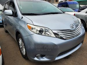 Toyota Sienna 2011 LE 7 Passenger Mobility Blue | Cars for sale in Lagos State, Ikeja