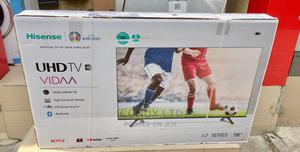 Hisense 58inches 4K Smart Television | TV & DVD Equipment for sale in Lagos State, Ikeja