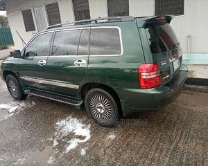 Toyota Highlander 2003 Base FWD Green   Cars for sale in Lagos State, Ikeja