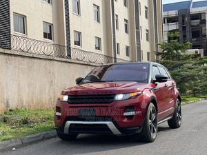 Land Rover Range Rover Evoque 2013 Red | Cars for sale in Abuja (FCT) State, Wuse 2