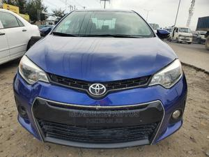Toyota Corolla 2016 Blue | Cars for sale in Lagos State, Ajah
