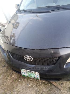 Toyota Corolla 2009 Black | Cars for sale in Osun State, Osogbo