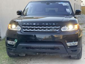 Land Rover Range Rover Sport 2017 Black   Cars for sale in Lagos State, Lekki