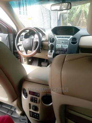 Honda Pilot 2010 Burgandy   Cars for sale in Enugu State, Enugu