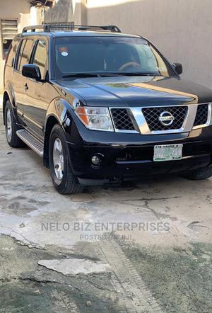 Nissan Pathfinder 2006 Black   Cars for sale in Lagos State, Ikeja