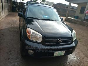 Toyota RAV4 2005 2.0 Automatic Black   Cars for sale in Lagos State, Ifako-Ijaiye