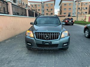 Mercedes-Benz GLK-Class 2012 350 4MATIC Gray | Cars for sale in Lagos State, Ogba