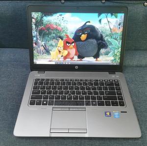 Laptop HP EliteBook 840 8GB Intel Core I5 HDD 500GB | Laptops & Computers for sale in Oyo State, Ibadan