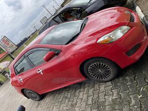 Toyota Matrix 2010 Red | Cars for sale in Delta State, Warri