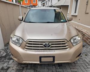 Toyota Highlander 2010 Gold | Cars for sale in Lagos State, Agboyi/Ketu