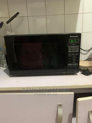 Panasonic 20 Litres Microwave Oven   Kitchen Appliances for sale in Oyo State, Oluyole
