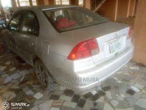 Honda Civic 2002 Gray   Cars for sale in Lagos State, Lekki