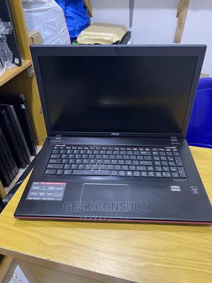 Laptop MSI GE70 2PE Apache Pro 16GB Intel Core i7 SSHD (Hybrid) 1T   Laptops & Computers for sale in Lagos State, Ikeja