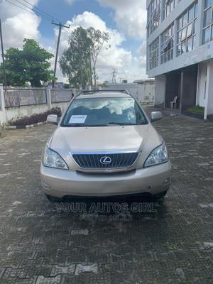 Lexus RX 2008 350 Gold | Cars for sale in Lagos State, Alimosho
