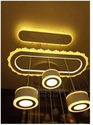 Super Led Dropping Chandelier 3 Colours | Home Accessories for sale in Lagos State, Lekki