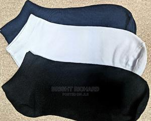 Six Pairs in One Pack Quality Ankle Socks | Clothing Accessories for sale in Lagos State, Ikeja