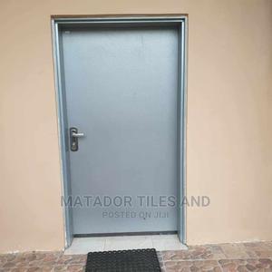1.2 Single Leaf Super Lock Israeli Security Door | Doors for sale in Abuja (FCT) State, Utako