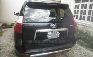 Toyota Land Cruiser Prado 2013 Black | Cars for sale in Lagos State, Lekki