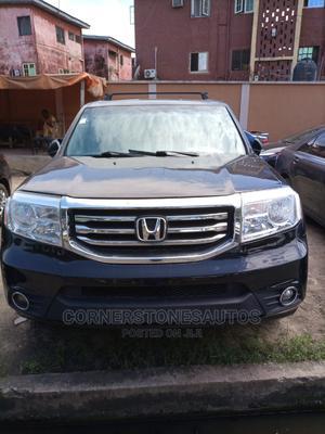 Honda Pilot 2012 Black | Cars for sale in Lagos State, Amuwo-Odofin