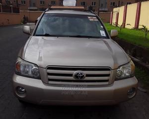 Toyota Highlander 2006 V6 Brown   Cars for sale in Lagos State, Ikeja