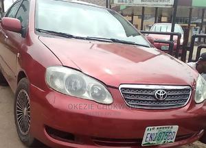 Toyota Corolla 2001 Sedan Red | Cars for sale in Abia State, Umuahia