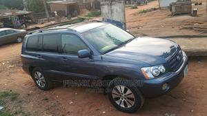 Toyota Highlander 2003 Base FWD Blue   Cars for sale in Lagos State, Amuwo-Odofin