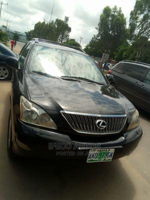 Lexus LX 2006 470 Sport Utility Black | Cars for sale in Lagos State, Ikeja
