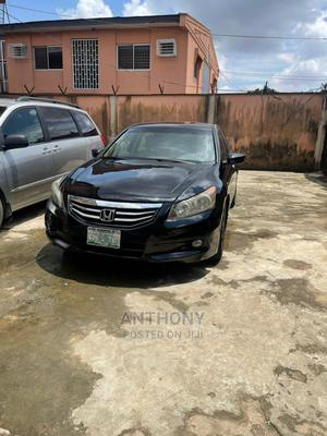 Honda Accord 2010 Sedan EX Automatic Black | Cars for sale in Lagos State, Isolo