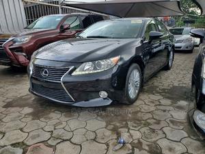 Lexus ES 2014 350 FWD Black | Cars for sale in Lagos State, Ajah