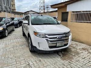 Ford Edge 2011 SE 4dr FWD (3.5L 6cyl 6A) White | Cars for sale in Lagos State, Ogba