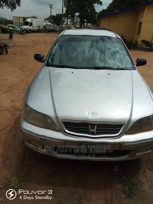 Honda Accord 2001 5P Gray | Cars for sale in Ogun State, Obafemi-Owode