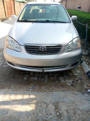 Toyota Corolla 2005 Silver | Cars for sale in Lagos State, Ajah
