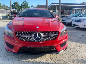 Mercedes-Benz CLA-Class 2014 Red   Cars for sale in Lagos State, Ajah