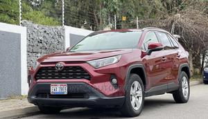 Toyota RAV4 2020 XLE Premium FWD Red   Cars for sale in Abuja (FCT) State, Asokoro