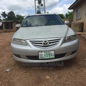 Mazda 6 2003 1.Comfort Silver | Cars for sale in Oyo State, Ibadan