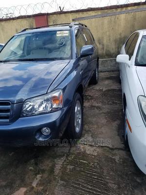 Toyota Highlander 2005 Limited V6 Black   Cars for sale in Edo State, Benin City