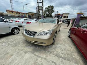 Lexus ES 2007 350 Gold | Cars for sale in Lagos State, Ikeja