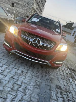 Mercedes-Benz GLK-Class 2013 350 SUV Red | Cars for sale in Lagos State, Ajah