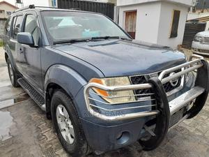 Nissan Pathfinder 2005 LE 4x4 Gray | Cars for sale in Lagos State, Ajah