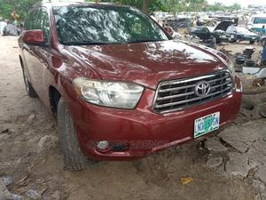 Toyota Highlander 2008 Limited Red   Cars for sale in Lagos State, Amuwo-Odofin