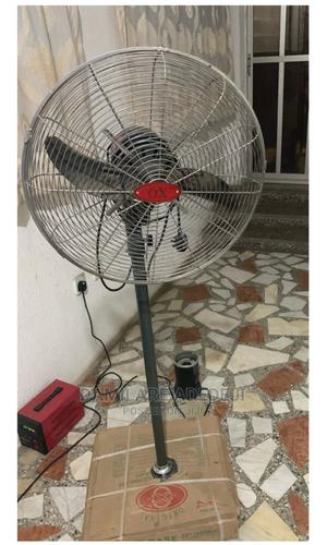 "Ox 20"" Industrial Standing Fan | Home Appliances for sale in Oyo State, Ibadan"