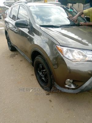 Toyota RAV4 2013 LE AWD (2.5L 4cyl 6A) Gray | Cars for sale in Lagos State, Ojodu