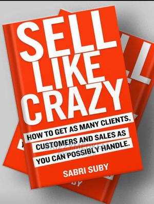 Sell Like Crazy   Books & Games for sale in Lagos State, Kosofe