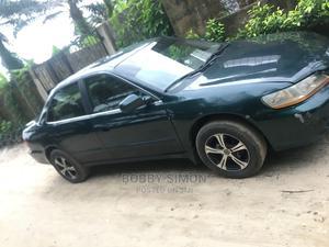 Honda Accord 2001 Coupe Green   Cars for sale in Akwa Ibom State, Eket